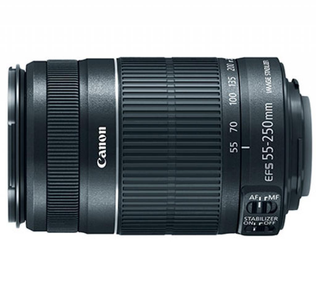 لنز کانن Canon EF 55-250mm f/4-5.6 IS II