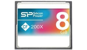 Silicon Power CF Card 8GB