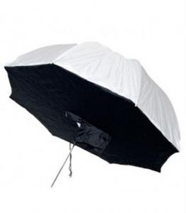 چتر سافت باکس Umbrella Soft-Box Dual Layer White/Black