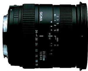 Sigma24 - 135mm f/2.8-4.5 EX IF Zoom