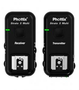 رادیو فلاش Phottix Strato II Multi 5-in-1 Trigger