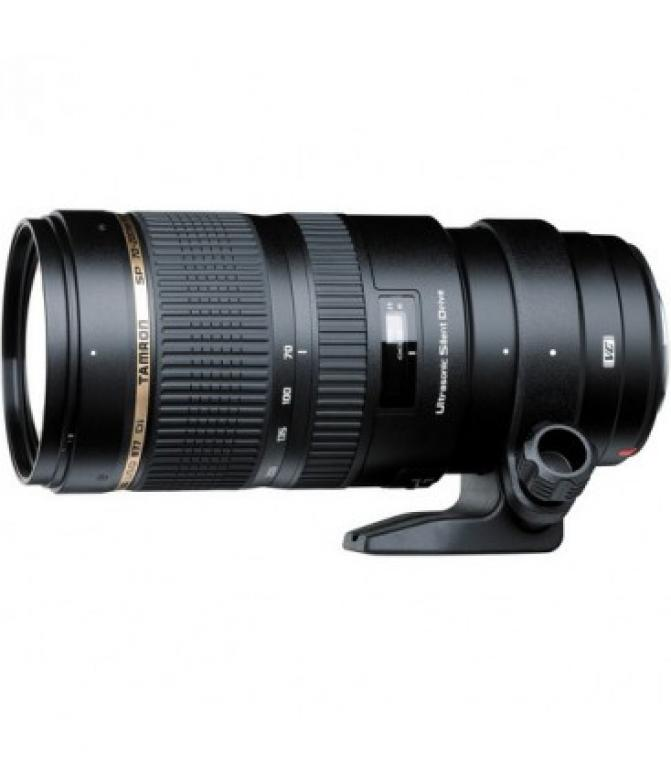 لنز تامرون Tamron SP 70-200mm f/2.8 Di VC USD
