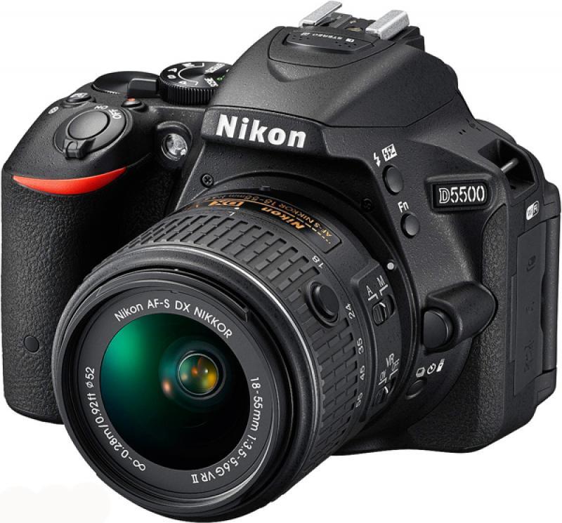 دوربین عکاسی نیکون NIKON D5500 18-55 VR II