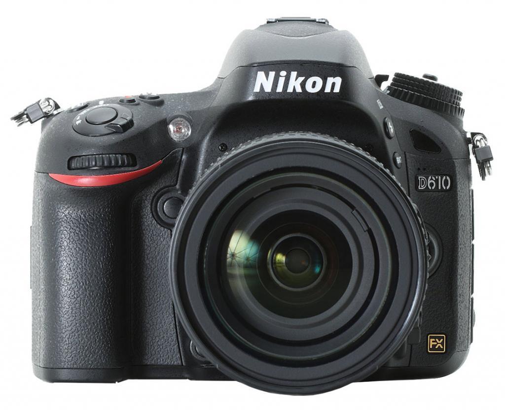 دوربین عکاسی نیکون NIKON D610