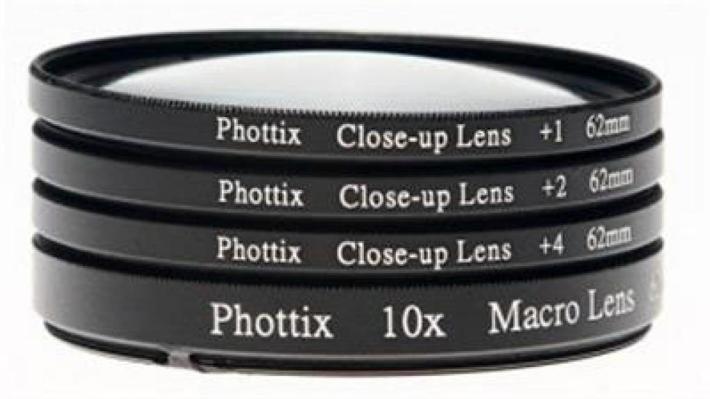 فیلتر لنز کلوزآپ Phottix Filter Close-up Set 72mm