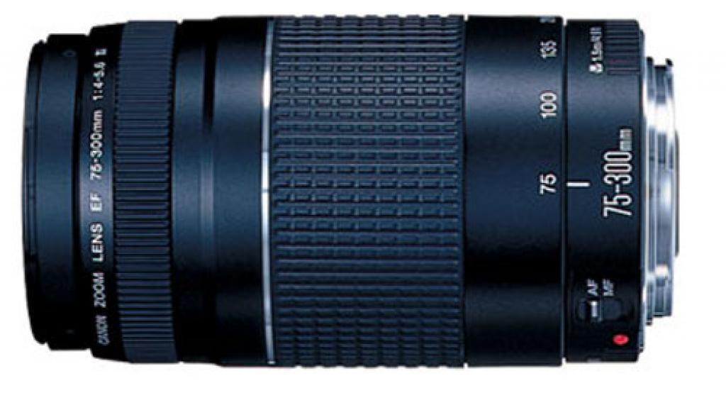 لنز کانن Canon EF 75 - 300mm f/4.5-5.6 III