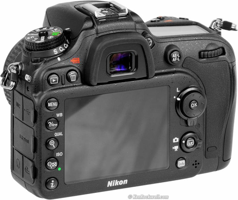 دوربین عکاسی نیکون NIKON D7200 18-140