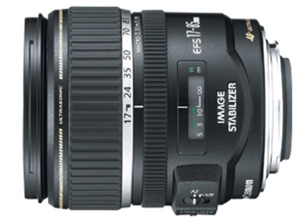 Canon EF-S 17-85mm IS USM