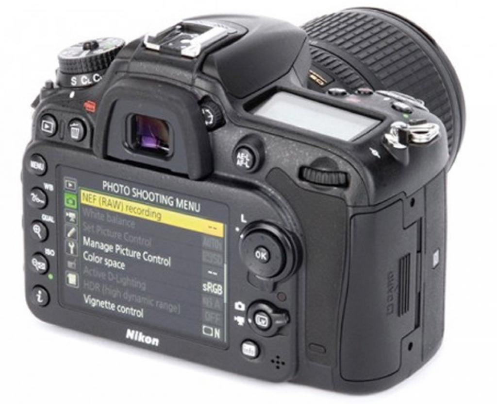 دوربین عکاسی نیکون Nikon D7200 Body